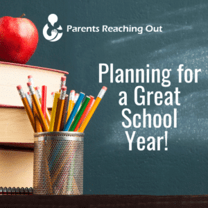 Planning for a Great School Year!