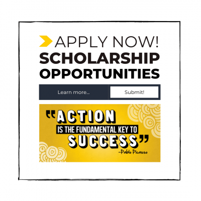 Student Scholarship Opportunities!